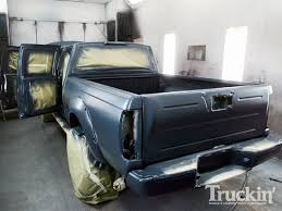 nissan frontier custom paint job maaco auto paint truckin