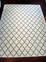Painted Rug Stencils 176 Best P Painting Rug Images On Pinterest Drop Cloths