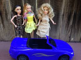 barbie convertible smaller places hayden buys a car