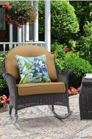 Rocking Chairs On Porch 3 Tips For Buying Outdoor Rocking Chairs Overstock Com