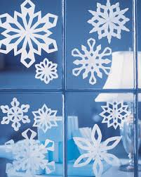 16 snowflake ornaments to help guarantee a white
