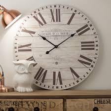 clocks make a unique interior statement