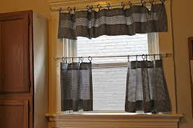 Sewing Cafe Curtains Cafe Curtains How To Make A Curtain Blinds Sewing On Cut Out