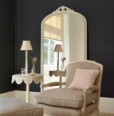 floor standing mirror in wood frame bonnieberk com