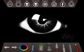 procreate for android paperless draw sketch tablet android apps on play