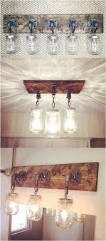 bathroom light fixture ideas rustic bathroom lighting ideas unique design rustic bathroom light