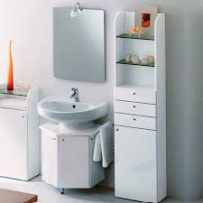 great ideas for clever bathroom furniture storage