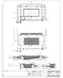 swimming pool section detail drawinterior com infinity edge