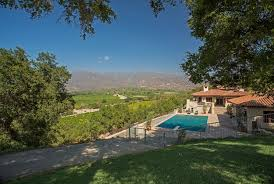 Ranch House Ojai by Hamm J Ranch Archives Montecito Real Estate Properties