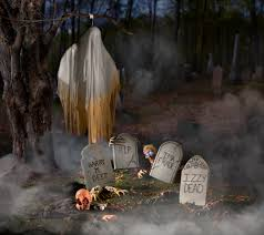halloween decor how to make your own halloween graveyard