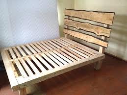 queen size bed frame plans bed plans diy blueprints incredible