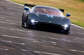 aston martin front one of 24 aston martin vulcan track cars goes up for sale in ohio
