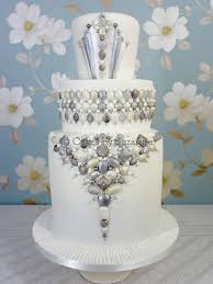 wedding cake jewelry cakes by suzanne wedding cakes with jewels and hearts cakes by