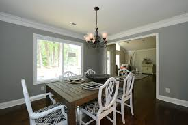 Painted Dining Room Chairs Orange Color Trend And Painting Furniture Traditional Dining