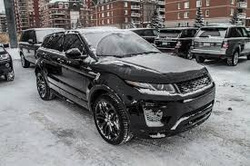 black land rover lr3 used land rover range rover evoque black pack 2016 for sale in