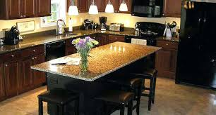 kitchen island overhang large kitchen island with seating dimensions size of island