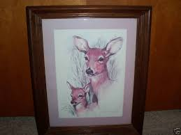 home interiors deer picture blast from the past home interiors tales from the vinyl