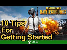 pubg tips xbox pubg xbox 10 tips for getting started youtube