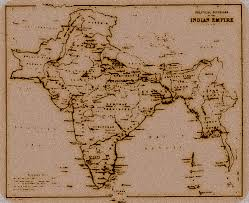 British India Map by India An Idea U2013 Abnormally Perfect