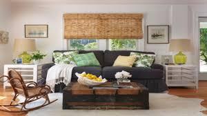 vintage look bedroom furniture living room ideas with black sofa