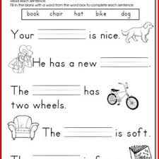 Kumon 1st Grade Worksheets 20 Gallery Of Reading And Writing Worksheets For 1st Grade