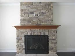 gas fireplace inserts with stone wpyninfo