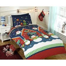 Childrens Duvets Sets Farm Animals Tractor Kids Duvet Cover Or Matching Curtains Bedding