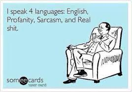 Funny Ecard Memes - ecard i speak 4 languages