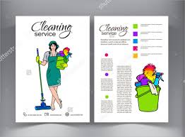 house cleaning flyers template 17 download documents in vector eps