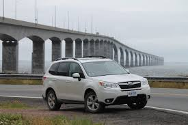 forester subaru 2016 subaru forester takes a trek through the east coast toronto star