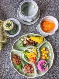 cha e cuisine txdse5052 ข าวแช khao chae celadon 2018 review kinlakestars