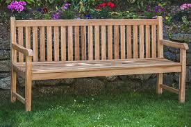 6ft garden bench outdoorlivingdecor