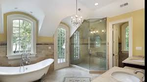 beautiful bathroom 27 beautiful bathroom chandeliers in luxury master suites youtube
