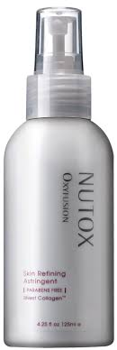 Toner Nutox makeuplove fashion and lifestyle nutox oxyfusion is now