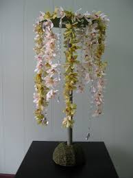 candi u0027s floral creations orchid chandelier
