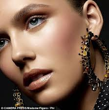 earrings for big earlobes rise of the ear ears sagging from heavy earrings can age