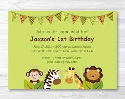 free printable safari baby shower invitations futureclim info