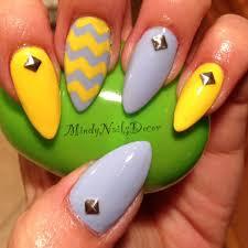 easter nails design on stiletto nails nails art pinterest