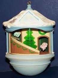 disney classic winnie the pooh blown glass ornaments