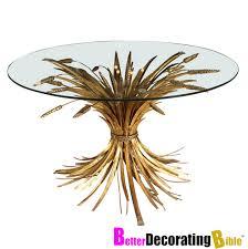 buy it now u2013 gold sheaf wheat tables