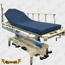 Hill Rom Hospital Beds Hill Rom P8000 Bariatric Procedural Stretcher Gumbo Medical