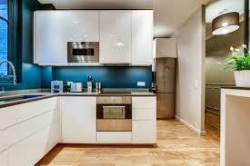 cuisine bleue et blanche m r c rencontre un archi cuisine blanche et bleue penser au