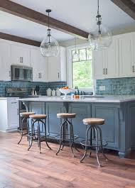 Subway Tile Ideas Kitchen Best 25 Blue Subway Tile Ideas On Pinterest Glass Subway Tile