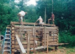 how to build a cabin house the best way to learn how to build a log cabin handmade houses
