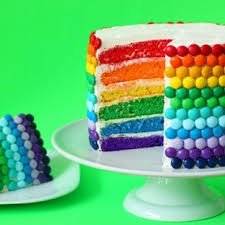 break out the food coloring for these 25 bright rainbow recipes