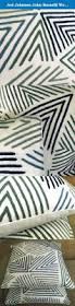 jed johnson john rosselli wool crewel fabric custom designer throw