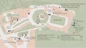 Royal Castle Floor Plan by Visitors On The Autism Spectrum Windsor Castle