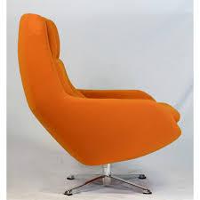 Orange Armchair Koppla Swivel Arm Chair Orange The Khazana Home Austin Furniture
