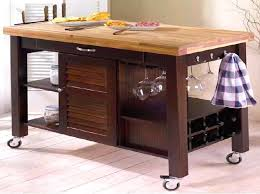 origami folding kitchen island cart locking casters for kitchen island home decorating interior