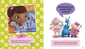 disney doc mcstuffins happy healthy book disney doc